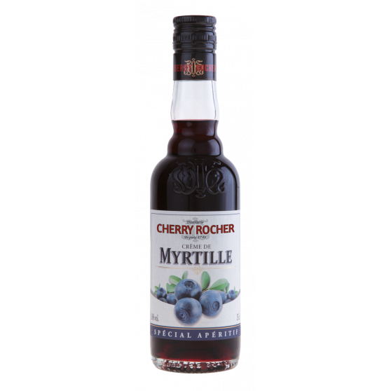 Crème de myrtille 35cl - 16°