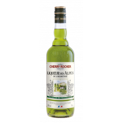 Liqueur Verte de l'Hermitage 70cl - 50°