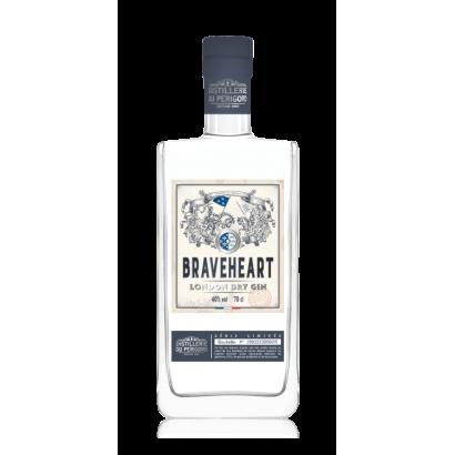 London Dry Gin Braveheart