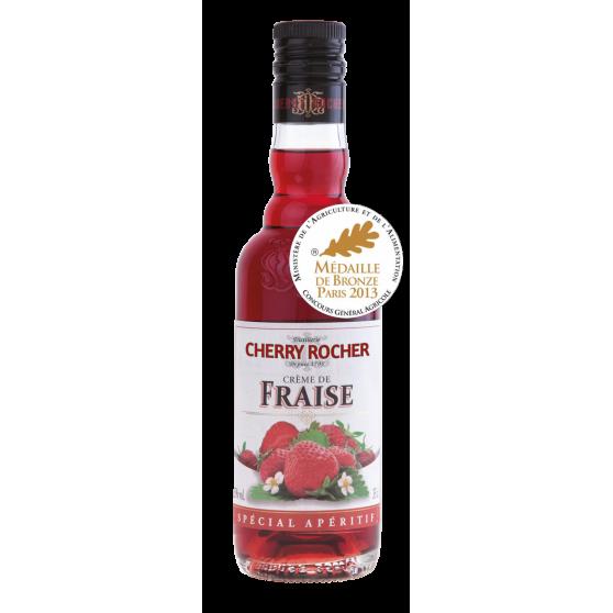 Crème de fraise 35cl - 16°