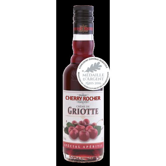 Crème de griotte 35cl - 15°