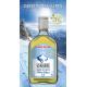 Flasque de génépi élaboré avec l'eau du Mont Blanc