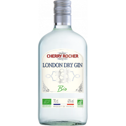 London Dry Gin Bio certifié AB