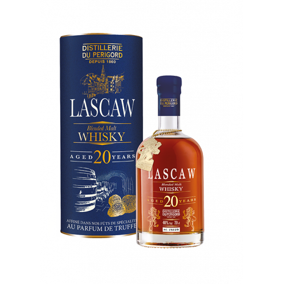 Whisky Lascaw 20 ans d'âge
