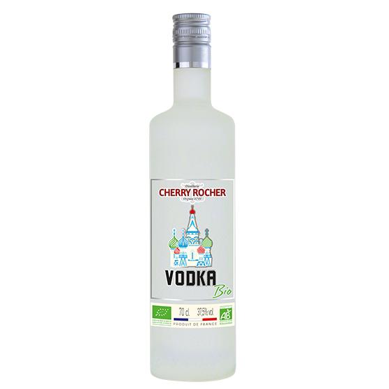 Vodka BIO certifiée AB