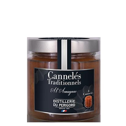 Cannelés à l'Armagnac